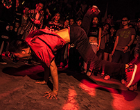 Breakdance in Kunming_China