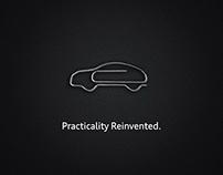 Audi A1 Sportback Poster