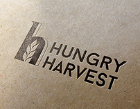 Hungry Harvest Branding & Infographic