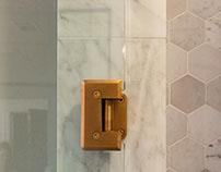 H Street:  Master Bath Remodel