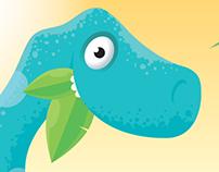 Jack's Birthday Dinosaur