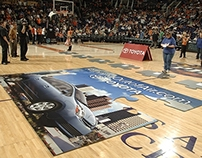 Phoenix Suns Toyota Prius Giveaway