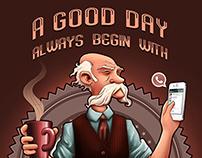 Coffe & WhattsApp