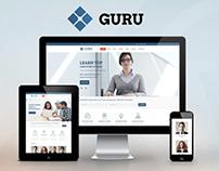 Guru | Learning Management WordPress Theme