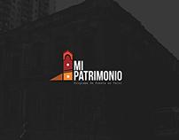 Proyecto ''Mi Patrimonio''