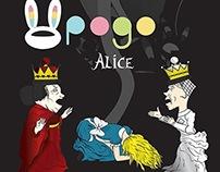 Alice -Pogo
