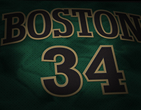Boston Celtics Rebrand
