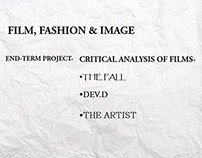 Analysis of Inspirational Films & their Costumes
