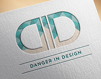 Danger In Design Branding
