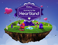 Cadbury Heartland Website
