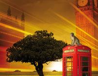 London - Nairobi