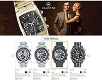 Website for Watches
