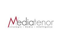 Web a leták pro Media Tenor