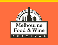 Melbourne Food & Wine Festival Website