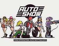 China Internatinal Auto Refitting Expo