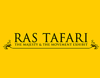 Ras Tafari:The Majesty & the Movement Exhibition Poster