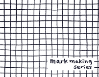 Mark Making 01 / Monochrome