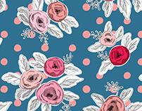 Rose Pencil Pattern