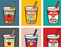 Maihiro Campbell's Boba Cups