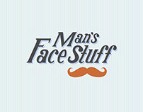 iPresent: Man's Face Stuff