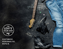 Aguilar for Levis with AKQA
