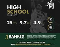 Lebron James Career Stats