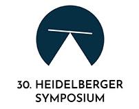 Visual Identity '30. Heidelberger Symposium'