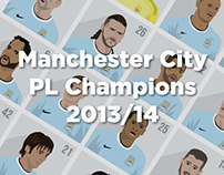Manchester City 13/14