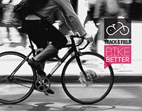 Track&Field Bike Better Project