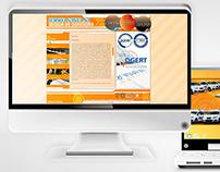 Website Rainha Santa