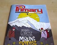 Primary weekly Magazine Illustrations