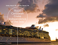 Royal Caribbean Cruise Magazine
