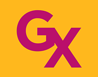 GX // Video Games Channel Branding