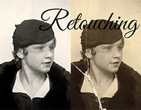 Photo Retouching & Restoration