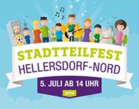 Stadtteilfest Hellersdorf-Nord