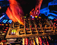 Feel The Vibe - Concerts and Clubbing Shots