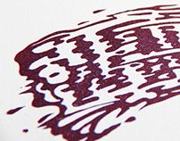 Wave / Linogravure