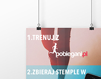 Poster for New Balance, Jusstag and Pobiegani.pl