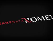 Camerata Romeu - Visual Identity redesign