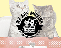 We are Moving Campaign