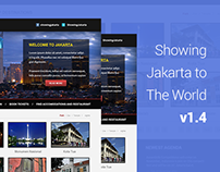 Showing Jakarta to The World v1.4