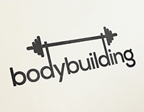 Bodybuilding logo