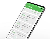 Мобильное приложение Шате-М