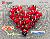United Way Centraide 2013 Annual Report