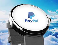PayPal Moto 360 App