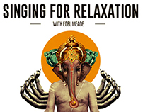 Singing for Relaxation Posters