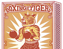 The Boxing Tiger