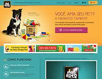 Novo visual para o site www.maskoto.com.br