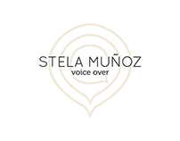 Mini manual. Stela Muñoz. Voice over.