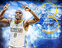 Ty Lawson Graphic